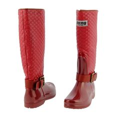 BOTAS DE AGUA MUSTANG MODELO 13981 Mustang, Rubber Rain Boots, Riding Boots, Clothes, Shoes, Fashion, Templates, Waterproof Boots, Shoes Heels Boots