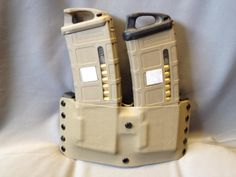 (DLRP) Double Light Rifle Pouch - Custom Kydex Magazine Pouch