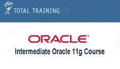VTC – Intermediate Oracle 11g Course  http://tutdownload.com/all-tutorials/database/oracle/vtc-intermediate-oracle-11g-course/