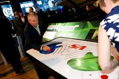 Air Hockey, fab interactive game for any event.