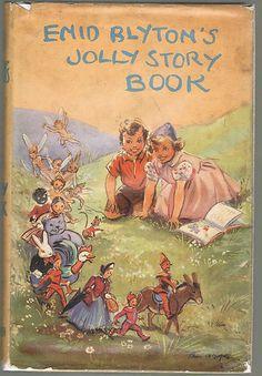 'Enid Blyton's Jolly Story Book', 1959. Illustrated by Eileen Soper | eBay