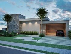 Residência RQT – Uma casa para receber em Indaiatuba