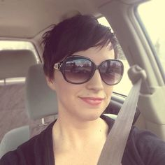 Short pixie by @KCsalonivey from http://salonivey.com love it!!!!