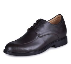 Brown  increasing shoes 6cm / 2.36inch with the SKU:MENJGL_8786_1 - Brown men lift dress shoes get tall 6cm / 2.36inches