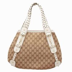 e29026d1f0e Gucci Pelham Small Shoulder Bags Beige White Gucci Shoulder Bag