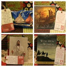 12 Days of Christmas missionary package!!! http://called2serve2by2.blogspot.com/