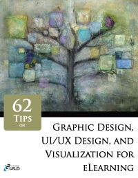 62 Tips on Graphic Design, UI/UX Design, and Visualization for eLearning Effective eLearning deliverables require more than just text and few random g. Graphic Design Tips, Ui Ux Design, Graphic Design Inspiration, Training And Development, Personal Library, Instructional Design, Design Tutorials, Design Ideas, User Interface