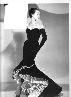 Cristobal Balenciaga, 1951