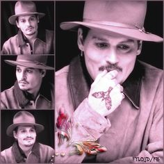 Purple Haze Johnny Depp