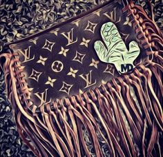 Authentic Louis Vuitton fringe wristlet embellished with a leather cactus vuitton handbags Knock Off vuitton handbags Price vuitton handbags Metis vuitton handbags New vuitton handbags Delightful Louis Vuitton Handbags, Purses And Handbags, Louis Vuitton Monogram, Louis Vuitton Wristlet, Cowhide Bag, Cowhide Leather, Western Purses, Charro, Fringe Purse
