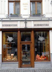 Herboristerie Desmecht Bruxelles