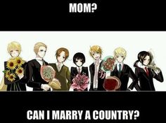 Please? I want to marry America!!!! Since he is basically like a guy version of me. He is my favorite character in Hetalia!