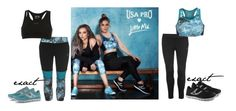 """""""jade and perrie for usa pro"""" by leigh-jena ❤ liked on Polyvore featuring USA Pro"""