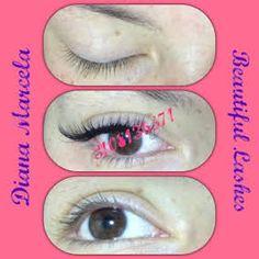 Pestañas pelo a pelo Beauty Eyes (Cejas y Pestañas) - Parafarmacia Lashes, Eyes, Beautiful, Beauty, Eye Shapes, Layers Of Skin, Make Eyelashes Grow, Perfect Brows, Lash Extensions