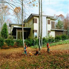 James Hardie - Design Ideas | Photo Showcase Contemporary Style Homes, House Siding, Outdoor Power Equipment, Design Inspiration, Design Ideas, James Hardie, Shed, Outdoor Structures, House Styles