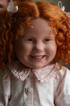Anne Mitrani Dolls Dolls, Art Dolls, Rose Marie, Child Doll, Sculpting, Laughter, Children, House, Dolls