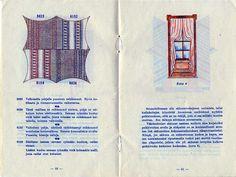 Akkunaverhokuvasto 1930-luvulta