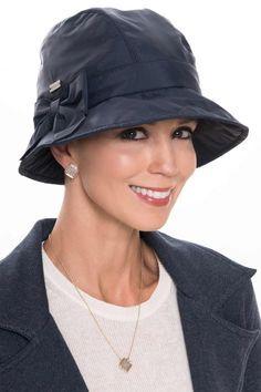 b535d8715c1 All Weather Beatrice Rain Hat