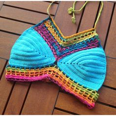 EXPRESS SHIPPING Crochet Halter Bikini Swimwear Halter Top Boho Swimsuit Bikini Top Tank Top Festival Bohemian Women Accessories For Her