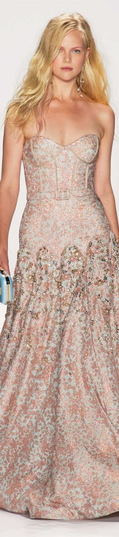 PRING 2015 RTW.......featuring Badgley Mischka