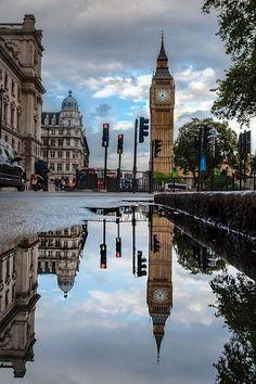 Reflejos, Londres, Inglaterra.