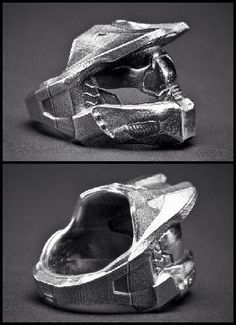 Chief silver ring sterling master