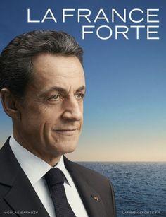 L'affiche de Nicolas Sarkozy, Présidentielle 2012