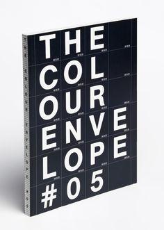 The Colour Envelope : Studio Laucke Siebein
