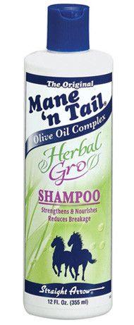 Mane n Tail Herbal Gro Shampoo 12 Ounce