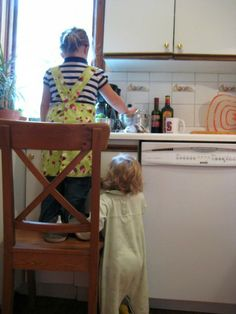 Kids in the Kitchen: Part One