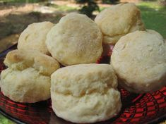 "#22 - Southern Buttermilk Biscuits: ""Luscious, melt-in-your-mouth, buttery biscuits!"" -Caryn"