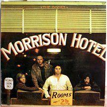 Vinyl Album - The Doors - Morrison Hotel - Elektra - UK
