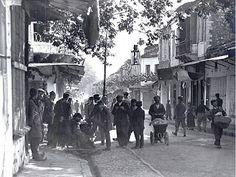 Old photo, Ioannina's market  http://www.silvertownart.com/Default.asp