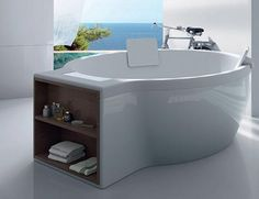 Deep Bathtubs for Small Bathrooms   Shower Remodel