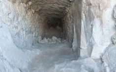 4,000-Year-Old Hidden Tunnel Discovered In Ancient Castle In Turkey    https://spiritegg.com/4000-year-old-hidden-tunnel-discovered-ancient-castle-turkey/