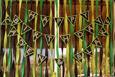Teenage Mutant Ninja Turtles Birthday Party Ideas | Photo 23 of 50 | Catch My Party