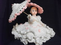 Southern Belle Air Freshener Doll by PeggysPatch on Etsy, $15.00