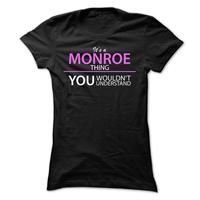 Its A Monroe Thing