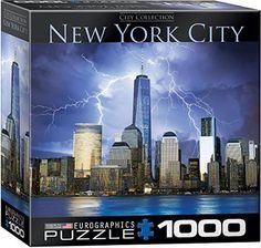 EuroGraphics New York World Trade Center Small Box Puzzle (1000 Pieces)