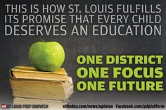Editorial: Time for the Spainhower solution: Unify St. Louis schools : Stltoday