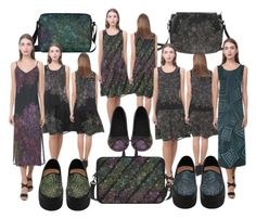"""3D psychedelic swirl"" by javanaw on Polyvore"