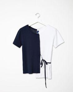 JACQUEMUS | Le T-Shirt Nouee | Shop at La Garçonne