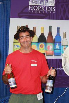 #Hopkins #Vineyard Winemaker James Baker