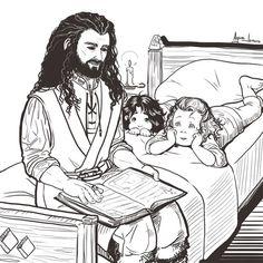 The Durin Family - 1. Fairytales