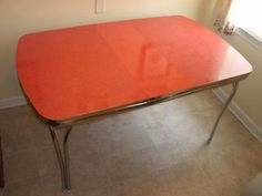 1950s formica tables