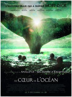 Au coeur de l'océean réalisé par Ron Howard