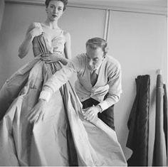 Jacques Fath couturier années 50