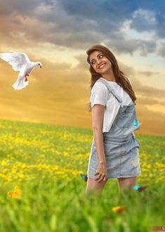 Kajal Aggarwal Indian Actress Hot Pics, South Indian Actress, Indian Actresses, Samantha Ruth, Actress Wallpaper, Celebs, Celebrities, Beautiful Actresses, Bollywood