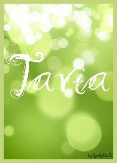 """Baby Girl Name: Tavia. This Scottish name is pronounced tah-via with a short A. Meaning: Twin. In English it is also considered a variant of """"Octavia"""" meaning """"Eigth"""" and would be pronounced tay-via with a long A. I like both pronunciations! http://www.pinterest.com/vintagedaydream/baby-names/"""