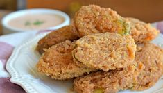 How To Make The Best Extra Crispy, Deep Fried Pickles via Deep Fried Pickles, Fried Pickles Recipe, Homemade Ham, Homemade Pickles, Quick Appetizers, Appetizer Recipes, Appetizer Ideas, Lunch Recipes, Yummy Recipes